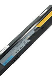 5200mAh Ersättning laptop batteri för Lenovo S10-3 U160 57Y6442 57Y6446 L09S6Y14 L09M6Y14 - Svart