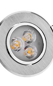 4 Taklamper (Warm White 240 lm- AC 220-240