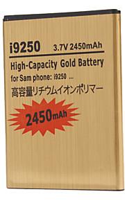 2450mAh mobiele telefoon batterij voor Samsung i9250