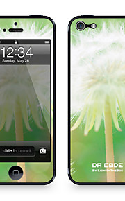 "Da Code ™ Skin for iPhone 5/5S: ""Dandelions"" (Plants Series)"