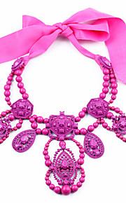 European Fashion Bohemia Necklace Alloy Statement Necklaces 1pc