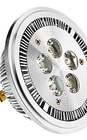 G53 - 5 Spotlights (Warm White 420-450 lm- AC 85-265