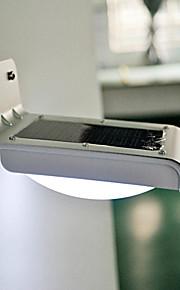 Solar 16 SMD LED blanco del sensor de movimiento de PIR de montaje en pared Luz de jardín (CIS-58100)