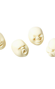 Face Humana Estilo Ferramenta Anti-stress (Random Pattern)