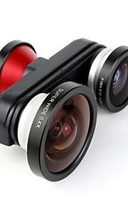 알루미늄 어안 렌즈 10X 이상 140 그외 iPhone 5 iPhone 5S