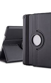 Lichi Grain Auto Sleep & Wake-Up PU Leather Case with Stand for iPad 2/3/4