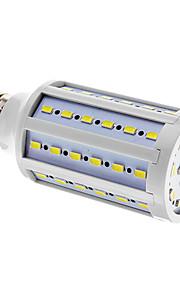 15W E26/E27 LED-kornpærer T 60 SMD 5730 1000 lm Kjølig hvit AC 220-240 V