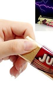 Choque de amigo-choque elétrico de chocolate Gadgets Brincadeiras