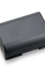 DSTE 7.4v 1900mAh nb-2l li-ion batterij voor canon eos 350d 400d powershot g7 s30