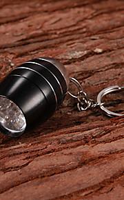 Iluminação Chaveiros com Lanterna Super Leve / Tamanho Compacto / Tamanho Pequeno Multifunções Liga de Aluminio