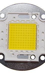 ZDM ™ DIY 100W høy effekt 8000-9000lm naturlig hvitt lys integrert LED-modul (32-35v)