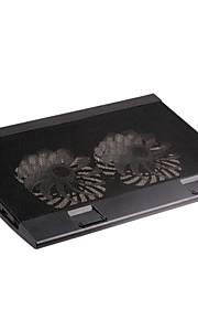 R3000 LED-Lampe-Lüfter Notebook-Kühler