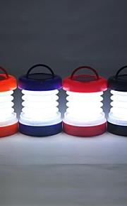 Max Power V8 PVC Alongamento Camping Luz com 5 Led Mini Acampamento Lâmpada Luz Pesca Tent Lamp