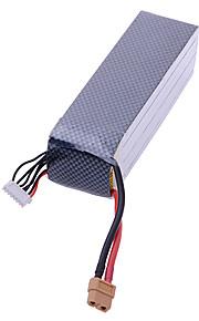 11.1V 5500mah 40C Li-Po batteri (XT60 Plug)