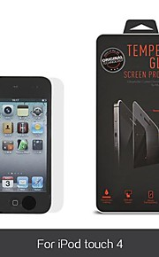 Angibabe Premium Real Gehard glas Screen Protector voor iPod Touch 4