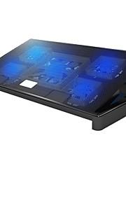 superbpag ® USB 2.0 Kühler Cooling Pad für Notebook Laptop (bis 17 Zoll)