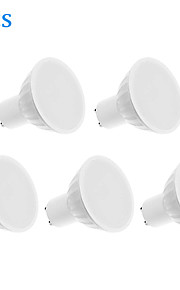 GU10 - 7 W- MR16 - Spotlights (Warm White 500 lm- AC 220-240