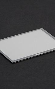 FOTGA pro protetor de tela lcd vidro ótico para Canon eosm