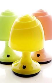 Coway kreativ rose ledet nattlys liten bordlampe festival lampe (assortert farge)