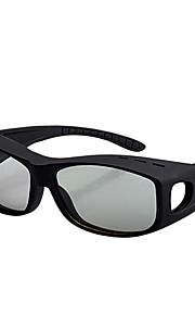 Reedoon Polarized Light Patterned Retarder 3D Glasses for TV