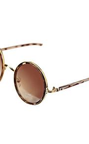Unisex Steampunk Vintage Fremragende Kvalitet runde solbriller Udendørs Solbriller