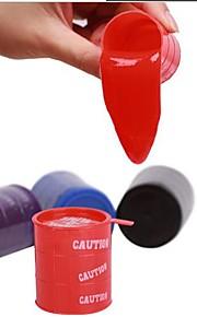 a goma sharpei balde de tinta (cor aleatória)