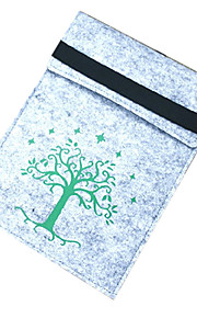 Hair Felt Style Tree Pattern Case with Stick for Kindle Paperwhite/4/5