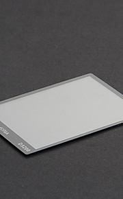 fotga® D5200 pro protetor profissional tela LCD vidro óptico