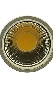 GU10 4.5 W 1 COB 400-450LM LM Varm hvit/Naturlig hvit/Kjølig hvit Dimbar Spotlys AC 220-240 V