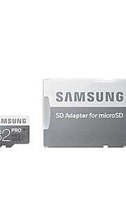 samsung UHS-I klasse 10 32gb pro microSDHC hukommelseskort med SD-kort adapter 90MB / s