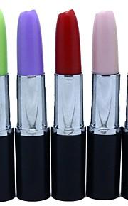 lipstick ontworpen touch screen stylus pen voor iPad en anderen (verschillende kleuren)
