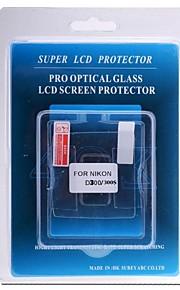protetor de tela LCD profissional de vidro óptico especial para Nikon D300 / câmera DSLR d300s