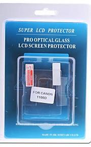 protetor de tela LCD profissional de vidro óptico especial para canon 1100d câmera DSLR