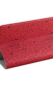 universele 7 inch full body pu lederen tas voor talbet pc 7-kleuren
