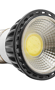 e26 / e27 3 w en cob 210 lmcool / varme hvite spotlights ac 220-240 v