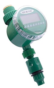 NEJE Electronic LCD Garden Water Timer Irrigation System