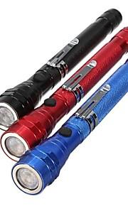 Lights LED Flashlights/Torch / Handheld Flashlights/Torch LED 300 Lumens 1 Mode - LR44 Nonslip gripEveryday Use / Multifunction /
