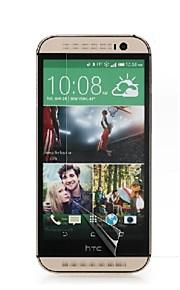 (3 개) HTC 한 M8에 대한 고화질 화면 보호기