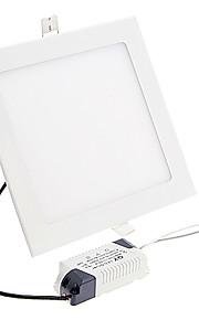 15w 75 smd 2835 1250-1350 lm kjølig hvit ledet taklamper ac 85-265 v