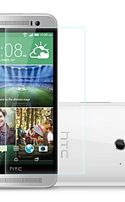 professionale di alta trasparenza cristallina a cristalli liquidi protezione dello schermo con panno di pulizia per HTC Desire 816