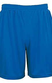 Joma Outdoor 100% Polyester Interlock Blue/Black/White/Red Soccer Training Shorts
