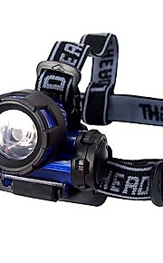 3W Outdoor Multi-Function Headlights