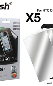 High Transparency Mirror LCD Screen Protector for HTC Desire 610 (5 Pieces)