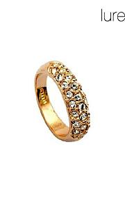 lureme®diamond fuldt besat ring