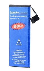 3030 - Apple - iPhone 5s - vervang batterij - IP5SG - Nee