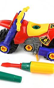 intellektuelle udvikling diy motorcykel legetøj