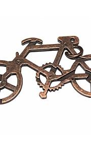 cykel unlock puslespil legetøj