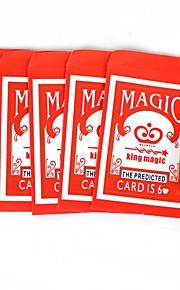 conhecer o futuro dos adereços envelope mágicos
