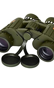 Moge ® 8x42 Binoculars Baigish Zoom Binoculars High Definition Telescope  Night Vision Red Eye Lens  L158