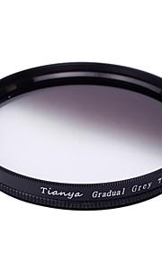 Tianya 77 milímetros circular graduado filtro cinza para canon 24-105 24-70 i 17-40 nikon 18-300 lente